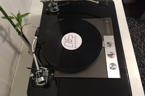 Garrard 401 TWO TONEARM VERSION